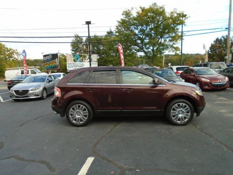 2010 Ford Edge for sale at Gemini Auto Sales in Providence RI