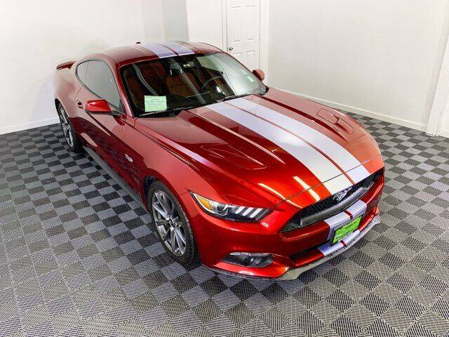 2016 Ford Mustang for sale at Sunset Auto Wholesale in Tacoma WA