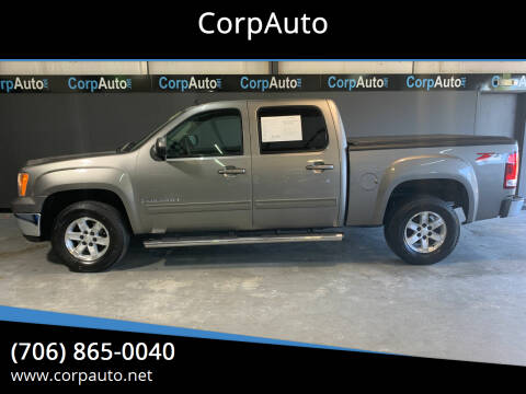 2008 GMC Sierra 1500 for sale at CorpAuto in Cleveland GA