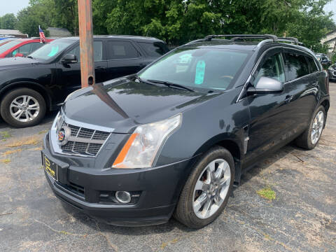 2011 Cadillac SRX for sale at PAPERLAND MOTORS - Fresh Inventory in Green Bay WI