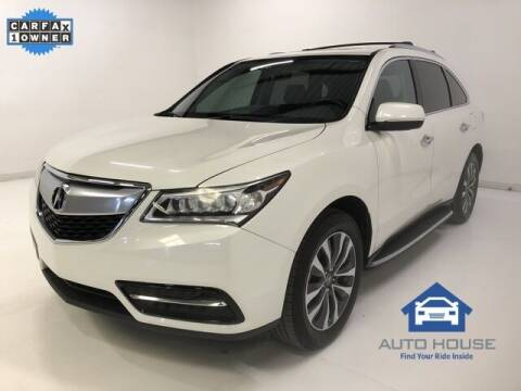 2016 Acura MDX for sale at AUTO HOUSE PHOENIX in Peoria AZ