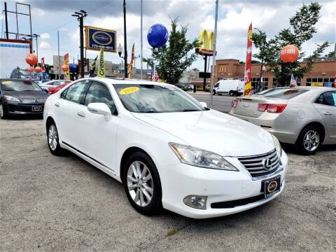 2010 Lexus ES 350 for sale at AutoBank in Chicago IL