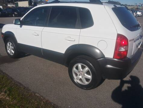 2005 Hyundai Tucson for sale at Charles Baker Jeep Honda in Norfolk VA