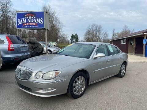 2008 Buick LaCrosse for sale at Sam Adams Motors in Cedar Springs MI