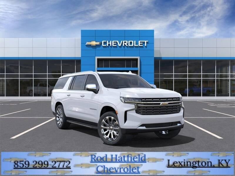 2021 Chevrolet Suburban for sale in Lexington, KY