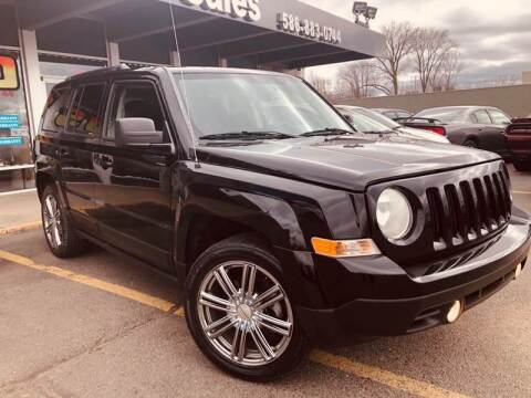 2016 Jeep Patriot for sale at Daniel Auto Sales inc in Clinton Township MI