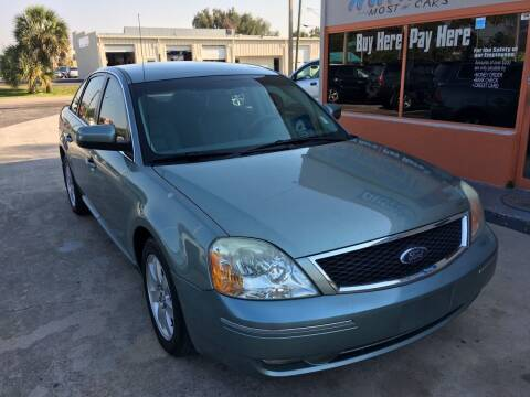 2006 Ford Five Hundred for sale at QUALITY AUTO SALES OF FLORIDA in New Port Richey FL