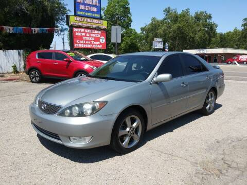 2006 Toyota Camry for sale at Right Choice Auto in Boise ID