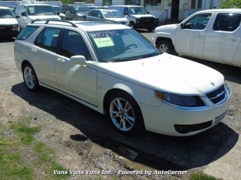 2009 Saab 9-5 for sale at Vans Vans Vans INC in Blauvelt NY
