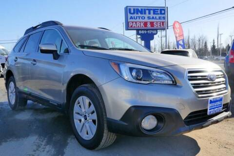 2017 Subaru Outback for sale at United Auto Sales in Anchorage AK