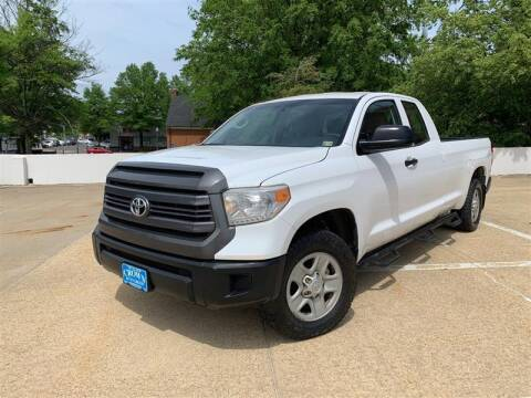 2016 Toyota Tundra for sale at Crown Auto Group in Falls Church VA