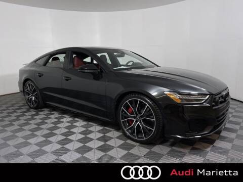 2021 Audi S7 for sale at CU Carfinders in Norcross GA