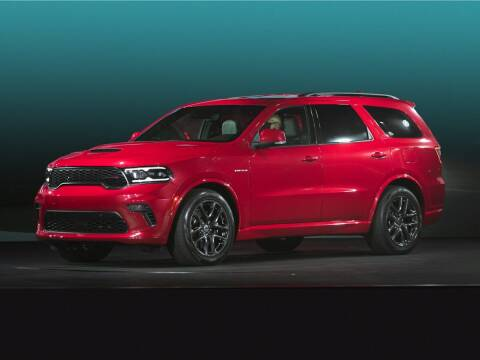 2021 Dodge Durango for sale at GRIEGER'S MOTOR SALES CHRYSLER DODGE JEEP RAM in Valparaiso IN