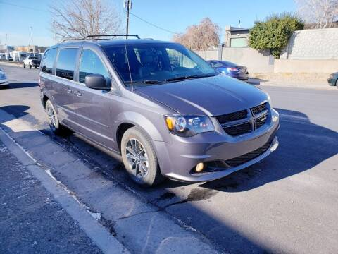 2017 Dodge Grand Caravan for sale at High Line Auto Sales in Salt Lake City UT