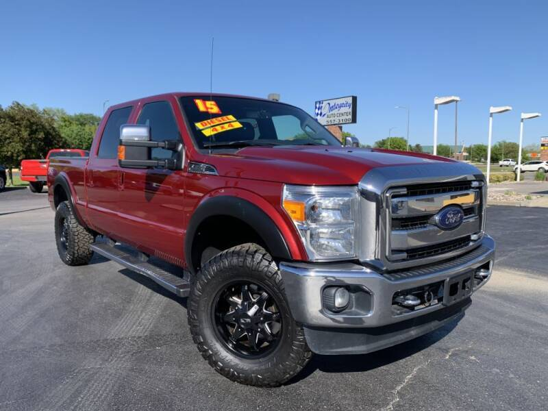 2015 Ford F-350 Super Duty for sale at Integrity Auto Center in Paola KS