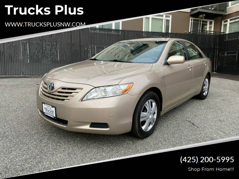 2009 Toyota Camry for sale at Trucks Plus in Seattle WA