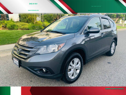 2014 Honda CR-V for sale at Trade In Auto Sales in Van Nuys CA