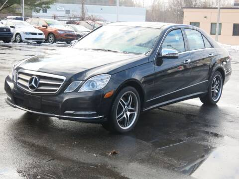 2012 Mercedes-Benz E-Class for sale at United Auto Service in Leominster MA