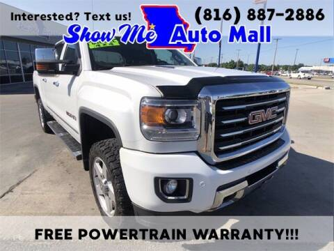 2016 GMC Sierra 2500HD for sale at Show Me Auto Mall in Harrisonville MO