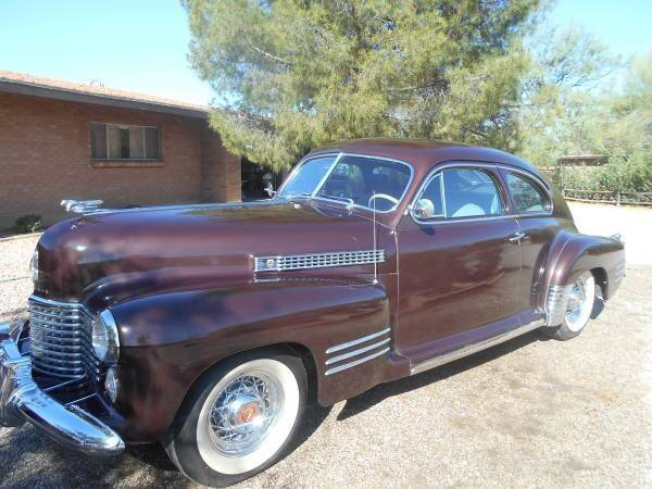 1941 Cadillac DeVille for sale in Cadillac, MI