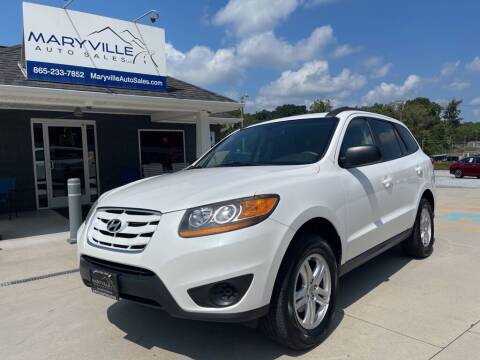 2011 Hyundai Santa Fe for sale at Maryville Auto Sales in Maryville TN