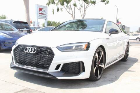 2019 Audi RS 5 for sale at Fastrack Auto Inc in Rosemead CA