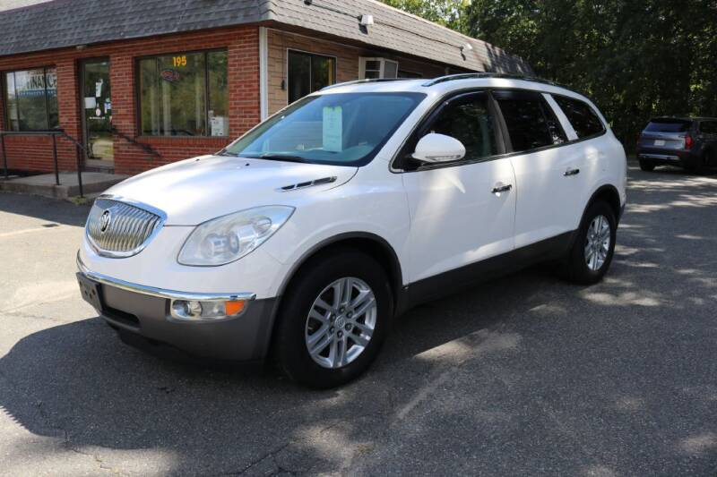 2008 Buick Enclave for sale at Yaab Motor Sales in Plaistow NH