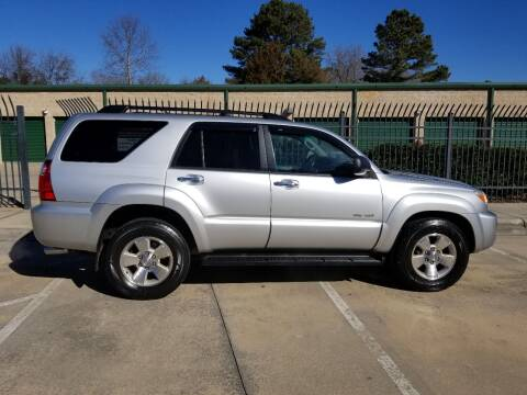 2007 Toyota 4Runner for sale at Hollingsworth Auto Sales in Wake Forest NC