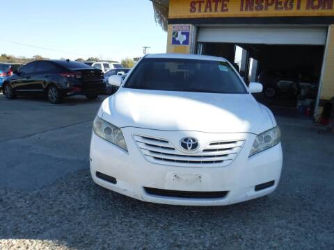 2008 Toyota Camry for sale at N & A Metro Motors in Dallas TX