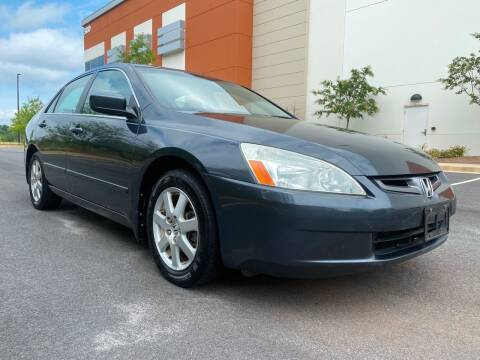 2005 Honda Accord for sale at ELAN AUTOMOTIVE GROUP in Buford GA