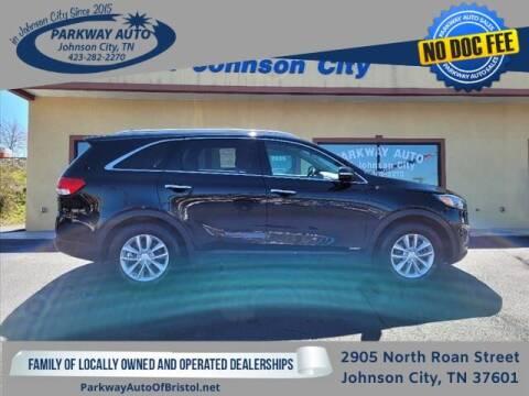 2017 Kia Sorento for sale at PARKWAY AUTO SALES OF BRISTOL - PARKWAY AUTO JOHNSON CITY in Johnson City TN