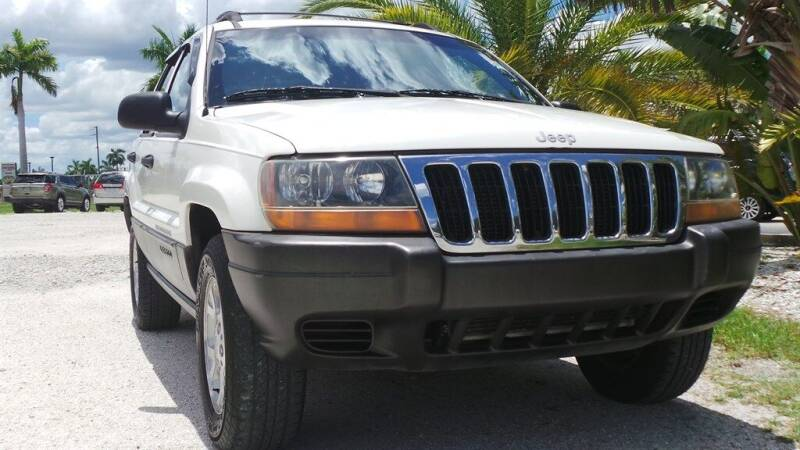1999 Jeep Grand Cherokee 4dr Laredo 4WD SUV - Fort Myers FL