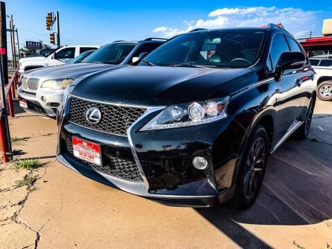 2014 Lexus RX 350 for sale at Mickdiesel Motorplex in Amarillo TX