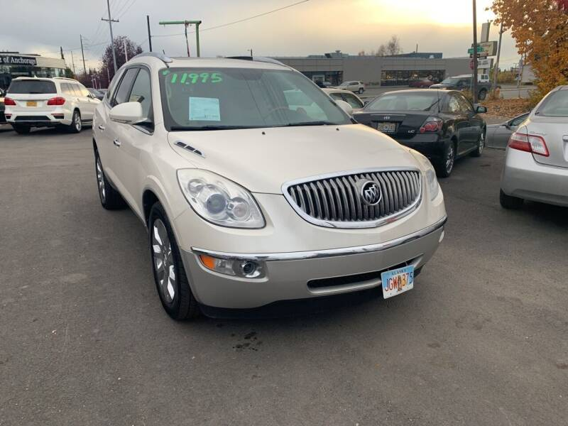 2010 Buick Enclave for sale at ALASKA PROFESSIONAL AUTO in Anchorage AK