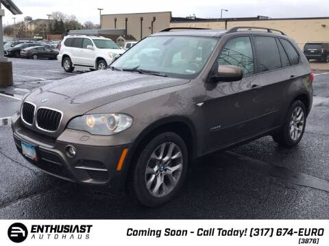 2011 BMW X5 for sale at Enthusiast Autohaus in Sheridan IN