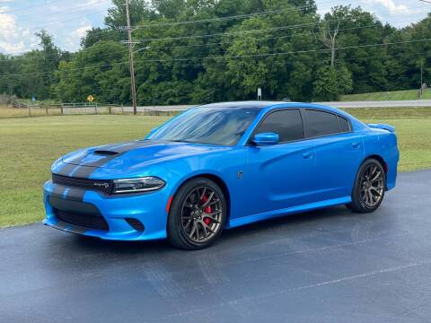 2016 Dodge Charger for sale at Jackson Automotive LLC in Glasgow KY