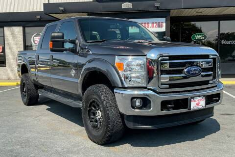 2015 Ford F-250 Super Duty for sale at Michaels Auto Plaza in East Greenbush NY