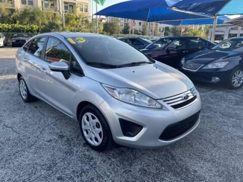2013 Ford Fiesta for sale at Brascar Auto Sales in Pompano Beach FL