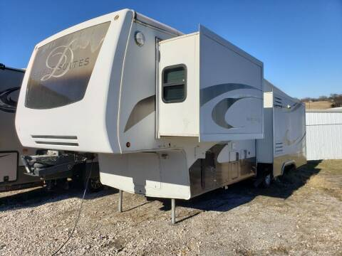 2008  Double tree rv  Select suites 36RS3 for sale at Ultimate RV in White Settlement TX