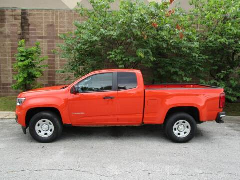 2019 Chevrolet Colorado for sale at JON DELLINGER AUTOMOTIVE in Springdale AR