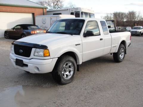 2001 Ford Ranger for sale at Frieling Auto Sales in Manhattan KS