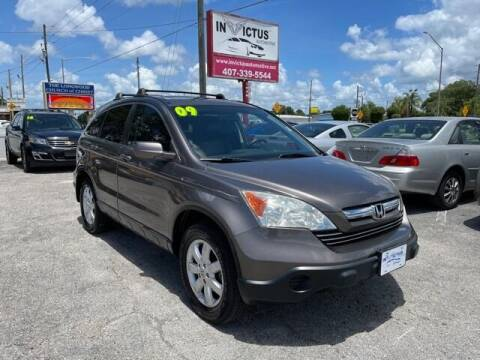 2009 Honda CR-V for sale at Invictus Automotive in Longwood FL