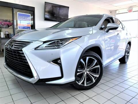 2016 Lexus RX 350 for sale at SAINT CHARLES MOTORCARS in Saint Charles IL
