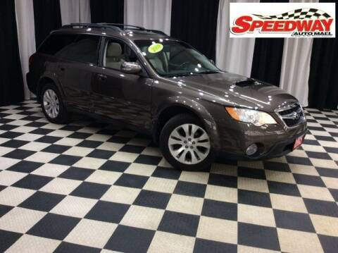 2009 Subaru Outback for sale at SPEEDWAY AUTO MALL INC in Machesney Park IL