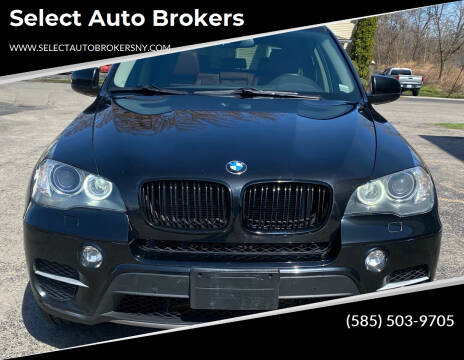 2011 BMW X5 for sale at Select Auto Brokers in Webster NY