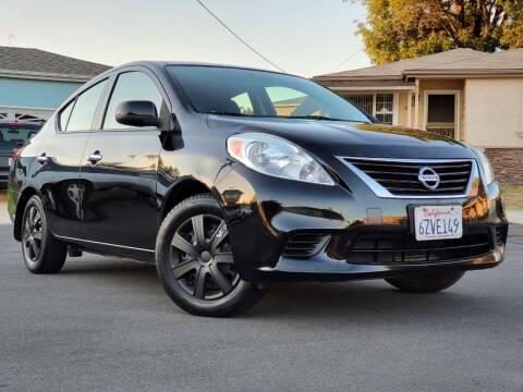 2013 Nissan Versa for sale at Gold Coast Motors in Lemon Grove CA