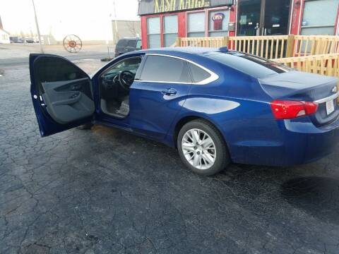 2014 Chevrolet Impala for sale at Kash Kars in Fort Wayne IN