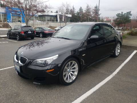 2008 BMW M5 for sale at Painlessautos.com in Bellevue WA