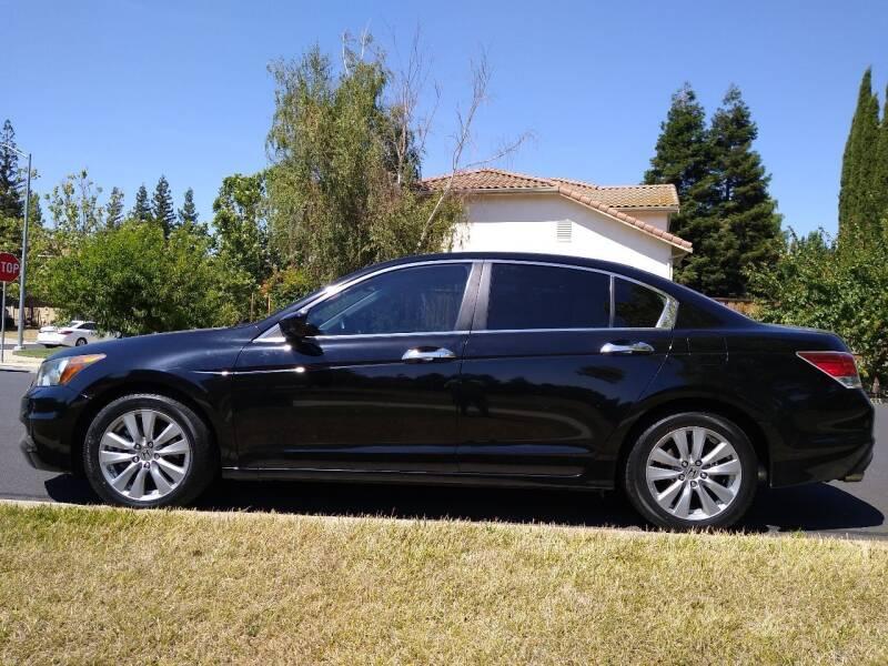 2012 Honda Accord for sale at California Diversified Venture in Livermore CA
