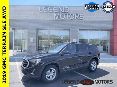 2019 GMC Terrain for sale at Legend Motors of Waterford in Waterford MI